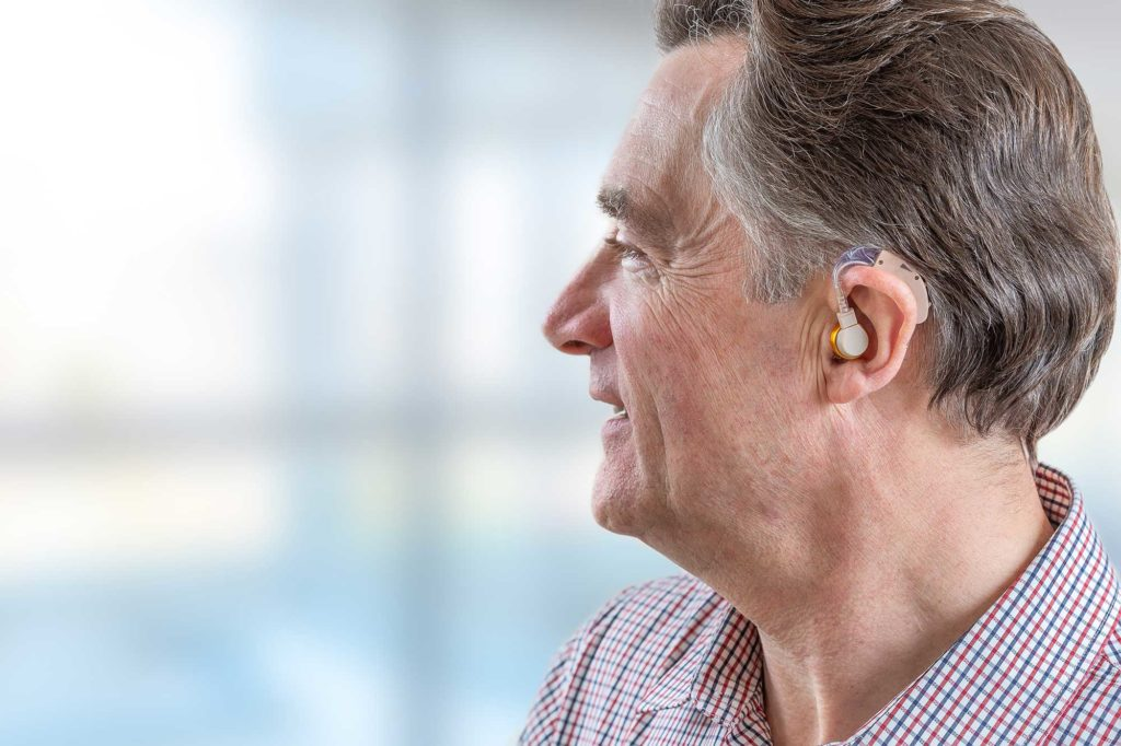 Jerry's hearing aid story